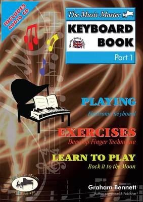 The Music Master Keyboard Book: Pt. 1