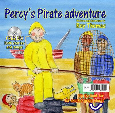 Percy's Pirate Adventure and Percy the Fisherman: Series 1, v. 2