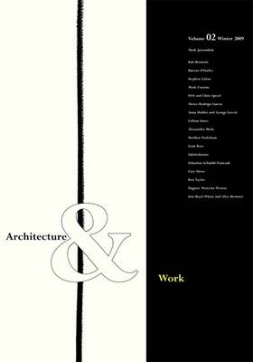 Architecture and Work: v. 2: Winter