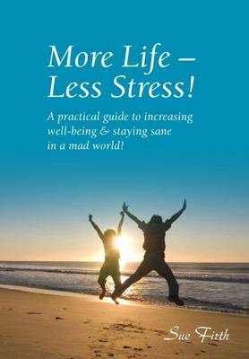 More Life - Less Stress!: A Practical Guide to Increasing Well-being and Staying Sane in a Mad World!