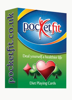 """""""POCKETfit"""" Diet Playing Cards"""