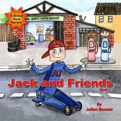 Jack and Friends: An Illustrated Children's Storybook