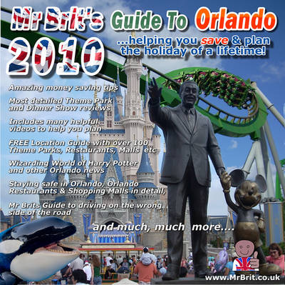Mr Brits Guide to Orlando: 2010