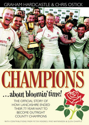 Champions: About Bloomin Time!