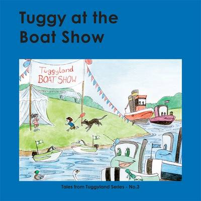Tuggy at the Boat Show