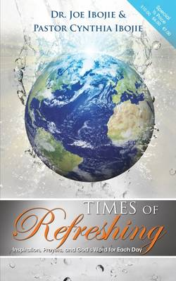 Times of Refreshing: Inspiration, Prayers & God's Word for Each Day