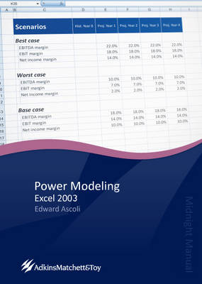 Power Modeling Excel 2003: Midnight Manual