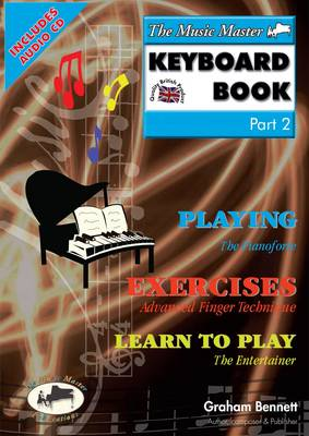 The Music Master Keyboard Book: Pt. 2