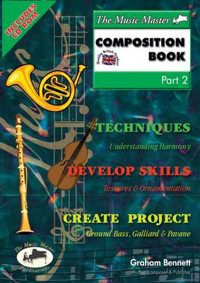 The Music Master Composition: Bk. 2