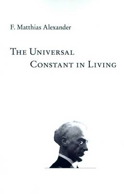 The Universal Constant in Living