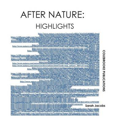 After Nature: Highlights