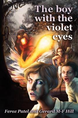 The Boy with the Violet Eyes