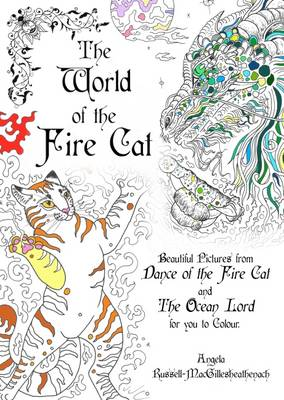 World of the Fire Cat Colouring Book