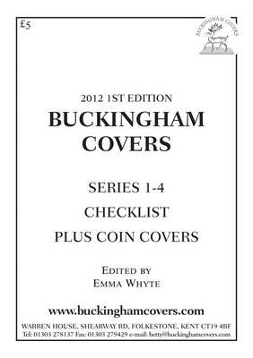 Buckingham Covers: Series 1-4 Checklist Plus Coin Covers