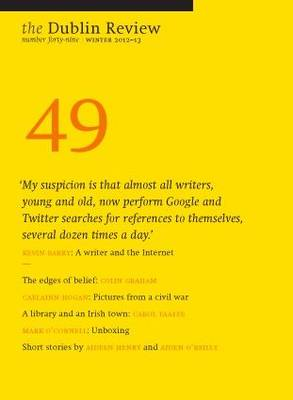 The Dublin Review: Number 49: Winter 2012-13