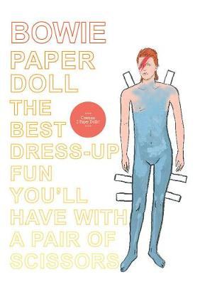 Bowie Paper Doll