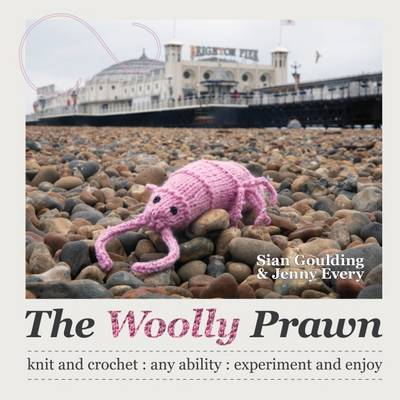 The Woolly Prawn: Knit and Crochet: Any Ability: Experiment and Enjoy