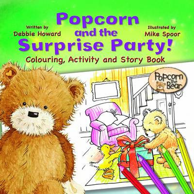 Popcorn and the Surprise Party!