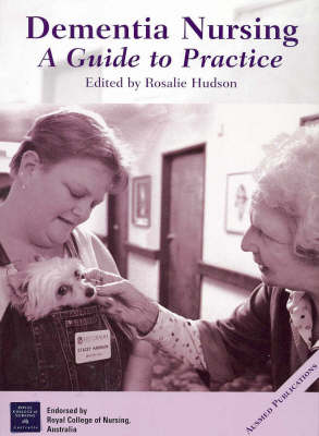 Dementia Nursing: A Guide to Practice