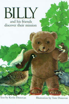 Billy: And His Friends Discover Their Mission