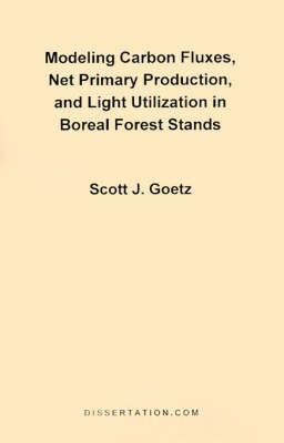 Modeling Carbon Fluxes, Net Primary Production and Light Utilization in Boreal Forest Stands
