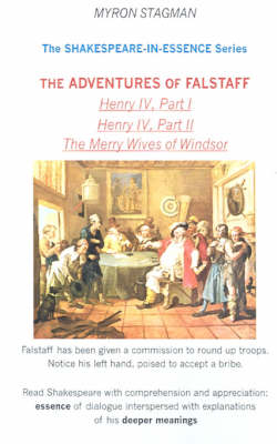 """The Adventures of Falstaff: """"Henry IV, Part I"""", """"Henry IV, Part II"""", """"The Merry Wives of Windsor"""""""