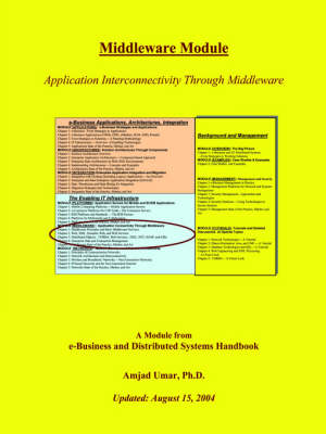 E-business and Distributed Systems Handbook: Middleware Module