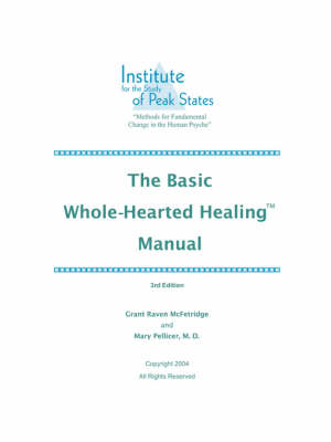 The Basic Whole-Hearted Healing Manual