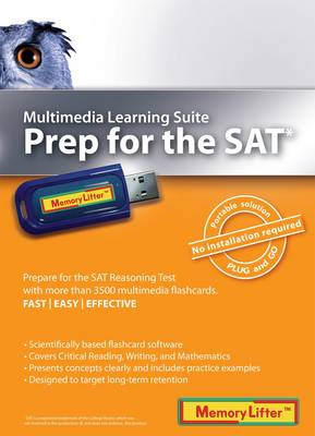 Multimedia Learning Suite - Prep for the SAT