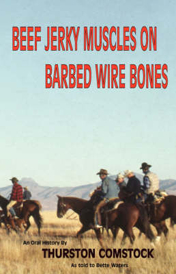 Beef Jerky Muscles On Barbed Wire Gones