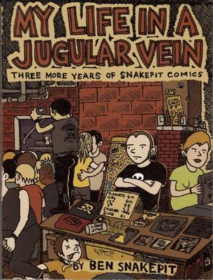 Snake Pit: My Life in a Jugular Vein