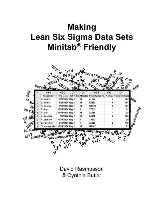Making Lean Six Sigma Data Sets Minitab Friendly or The Best Way to Format Data for Statistical Analysis