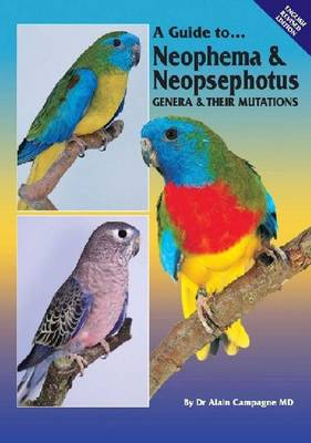 Neophema and Neopsephotus Genera and Their Mutations