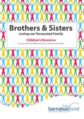Brothers and sisters: Loving our Persecuted Family