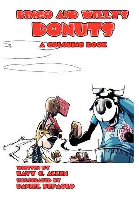 Dingo and Willy's Donuts(a Coloring Book)
