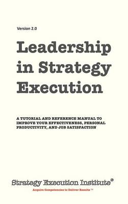 Leadership in Strategy Execution