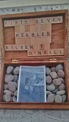 Fifty Seven Pebbles: Treasures and Collectables: 2015