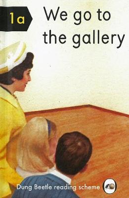 We Go to the Gallery: A Dung Beetle...
