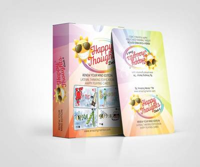 Happy Thoughts: Renew Your Mind Special Edition: Deck 6