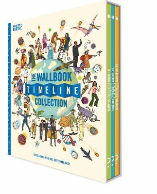 The Timeline Wallbook Collection: A Trio of Fascinating Timelines!