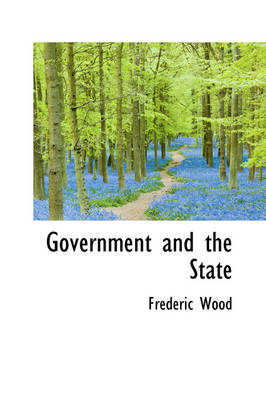 Government and the State