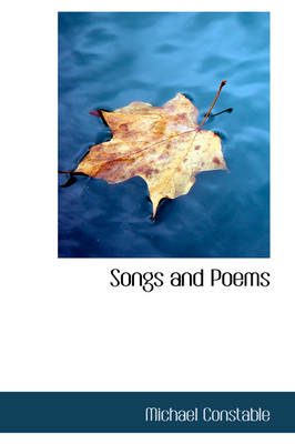 Songs and Poems