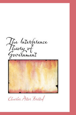 The Interference Theory of Government