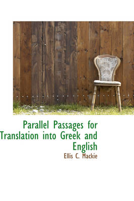 Parallel Passages for Translation Into Greek and English