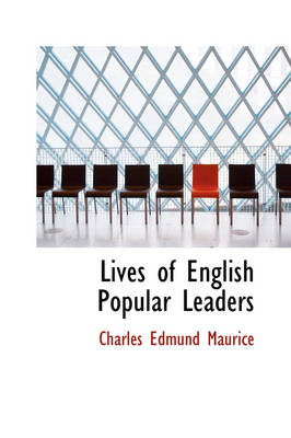 Lives of English Popular Leaders