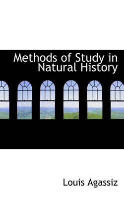 Methods of Study in Natural History