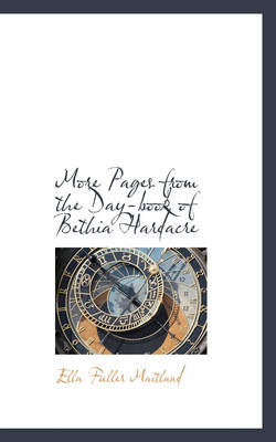 More Pages from the Day-Book of Bethia Hardacre
