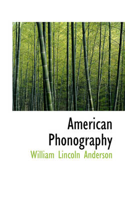 American Phonography