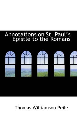 Annotations on St. Paul's Epistle to the Romans