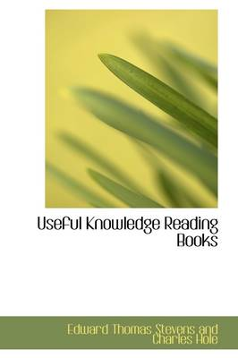 Useful Knowledge Reading Books